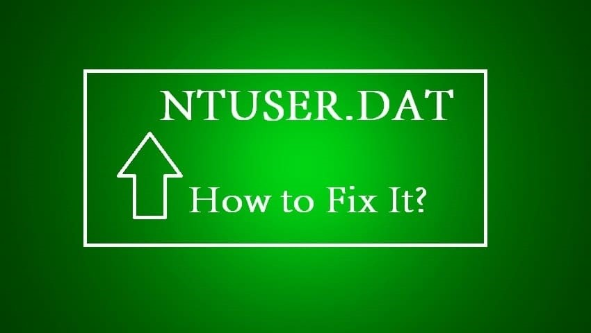What is NTUSER.DAT and How to Fix It? Is it Virus or Safe?