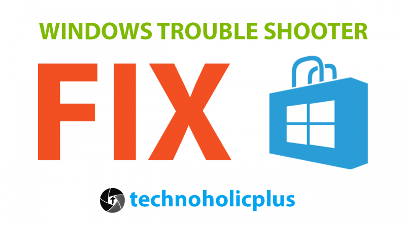 Windows store fix