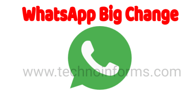 WhatsApp big change in the chatting feature