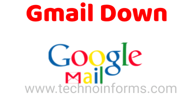 Gmail down in India