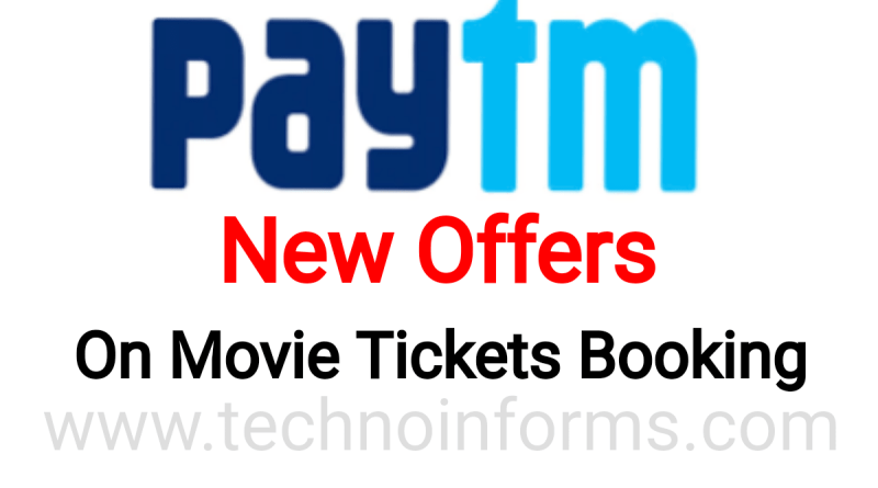 Paytm offers special offers