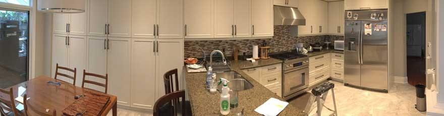 kitchen refacing under mount sinks techno cabinet refacers of vaughan oakville 1