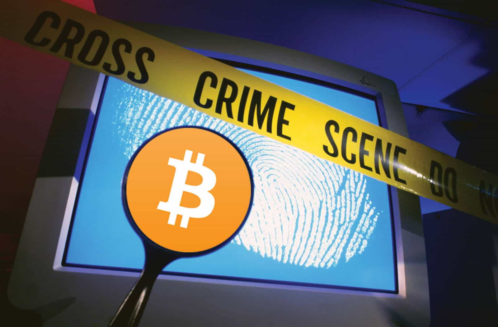 have people been arrested for using cryptocurrency
