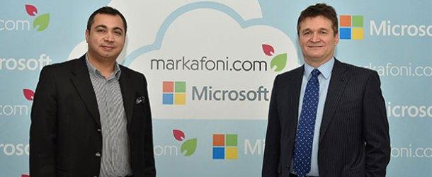 Microsoft'tan Markafoni'ye Bulut AVM çözümü