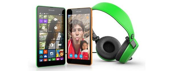 Microsoft'un ekonomik telefonu Lumia 535 Türkiye'de