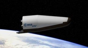 Avrupa, yeni uzay aracını test etti