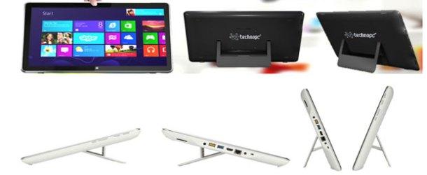 Tablet ve bilgisayar bir arada