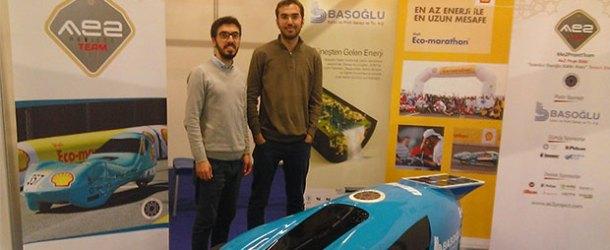 Öğrencilerden elektrikli otomobil: İstanbul