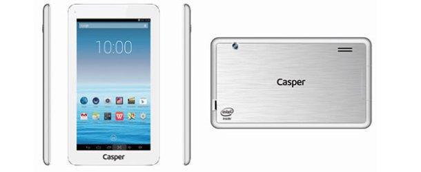 TTNET'TEN ayda 12.90 TL'ye Casper Via T27 Tablet