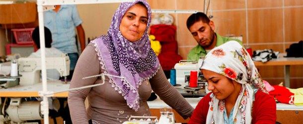 Ekonomiye Kadın Gücü annelerine Turkcell'lilerden destek