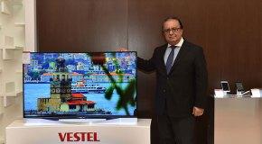 İstanbul Yeni Havalimanı'nın bilgi ekranları Vestel'den