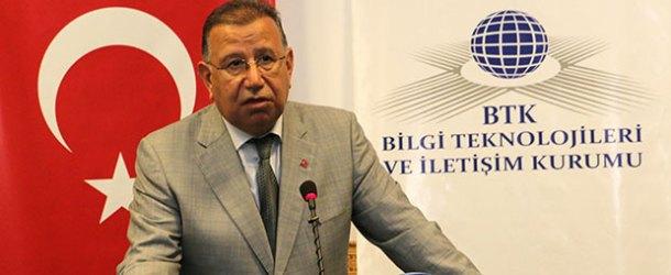 BTK Başkanı Tayfun Acarer veda etti