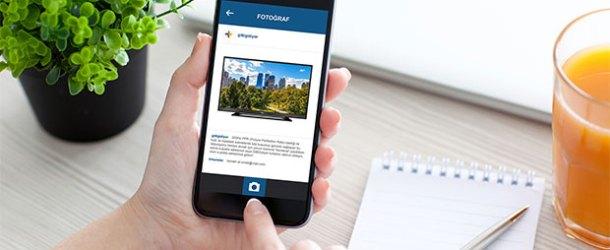 GittiGidiyor'dan Instagram'da alışveriş fırsatı