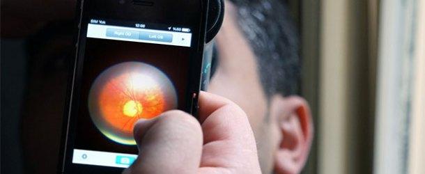 Vodafone'dan göz hastalarına uzaktan destek