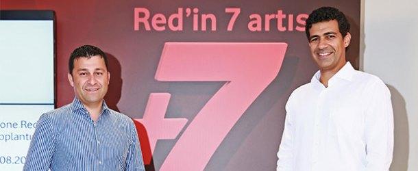 Vodafone Red'liler 391 milyon TL tasarruf etti