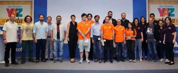 Ödüllü beş uygulama ile Microsoft Yaz Okulu sona erdi