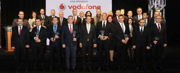 Türkiye'nin teknoloji liderleri ödüllendirildi