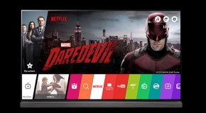 Netflix içeriği LG televizyonlarda