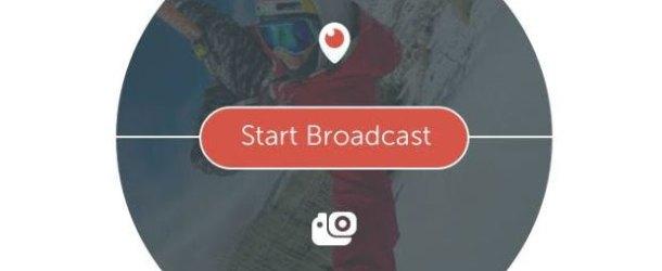 Periscope artık GoPro üzerinden canlı yapılabilecek