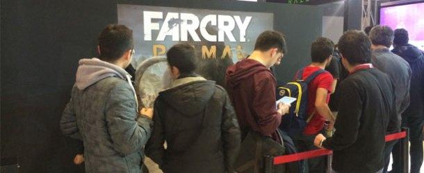 Türk oyuncular Far Cry Primal'ı sevdi