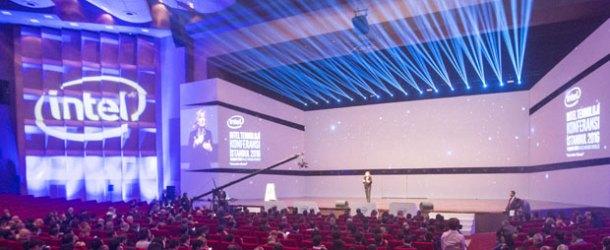 Intel Teknoloji Konferansı 'Yarından Sonra'ya ışık tuttu