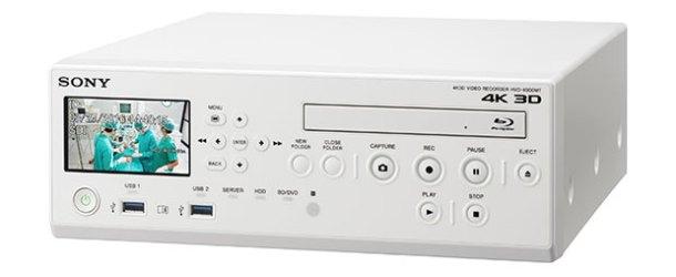 Sony 4K medikal kayıt cihazlarını tanıttı