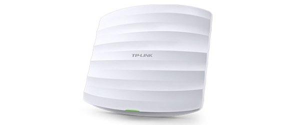 TP-LINK'ten kalabalık mekanlar için tavan tipi WiFi çözümü