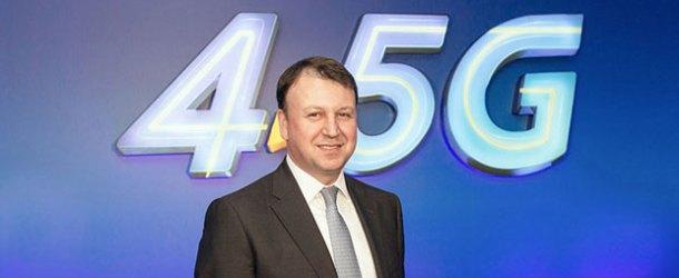 4.5G'nin en yeni özellikleri ilk defa Turkcell'de