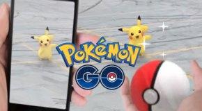 Pokemon Go oynarken mayınlı araziye girme!