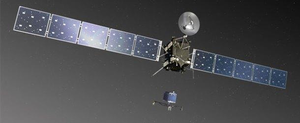 Rosetta, 30 Eylül'de kamikaze dalışı yapacak