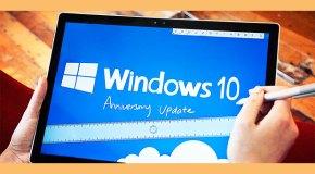 Windows 10 Yıldönümü Güncellemesi yeniliklerle geldi