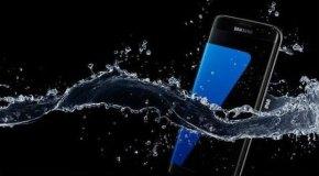 'Su geçirmez' Samsung Galaxy S7 Active su geçirdi