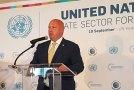 Turkcell, Suriyelilere umut oldu, Terzioğlu projeyi BM'de anlattı