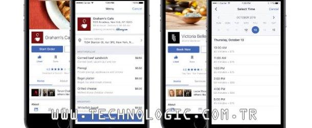 Facebook 'Sayfalar'a 'Eylem Çağrısı' geldi