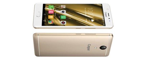 Casper'dan premium bir telefon daha: Casper VIA P1