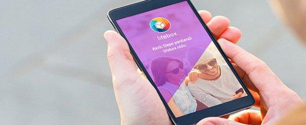 Turkcell Akıllı Depo'yu 'lifebox' yaptı gözünü global pazara dikti