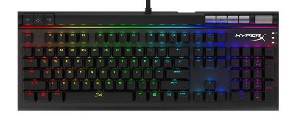 HyperX CES 2017'de yeni RGB oyun klavyesini duyurdu