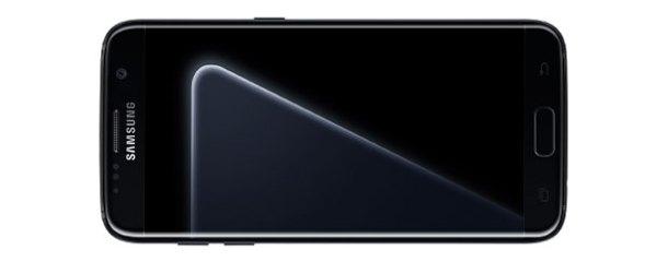 Galaxy S7 Edge'in 'Siyah İnci' rengi n11.com