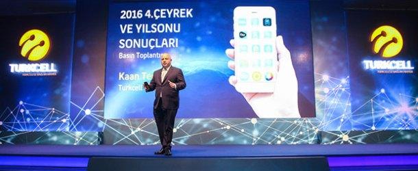 Turkcell'in 4.5G abone sayısı 23 milyona ulaştı