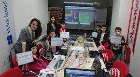 Media Markt ve Microsoft çocuklara kodlama öğretti