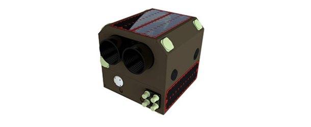 Mikro yer gözlem uydusu 'LAGARİ' IDEF 17'de