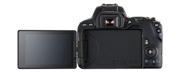 Akıllı telefondan fotoğraf makinesine geçiş: Canon EOS 200D