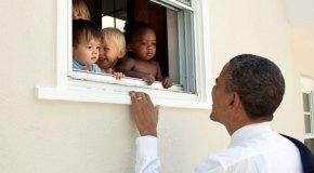 Twitter'ın en çok beğenilen mesajı Obama'dan