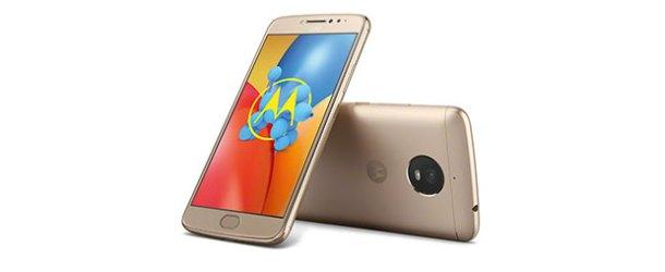 Şarj ömrüyle iddialı telefon: Moto E4 Plus