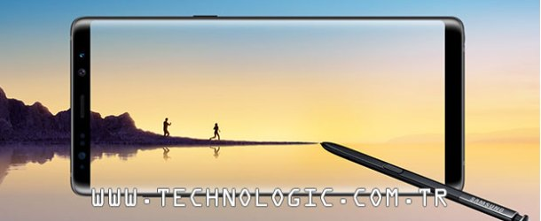 Samsung Galaxy Note8'in tüm özellikleri