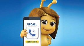 UpCall ile 'bilinmeyen numara' dönemi bitti
