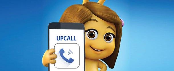 Hem akıllı hem güvenli telefon rehberi: UpCall