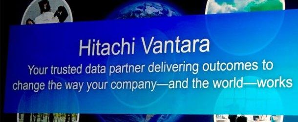 Hitachi'den yeni dijital şirket: Hitachi Vantara