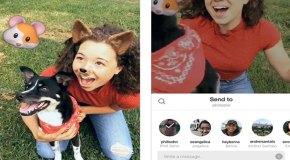 Instagram Direct üzerinden hikaye paylaşılabilecek