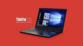Lenovo'dan ThinkPad'in 25. yılına özel ürün